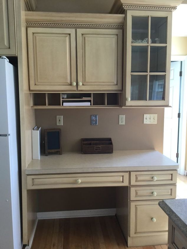 Help! I don't know what to do with my built in kitchen ...