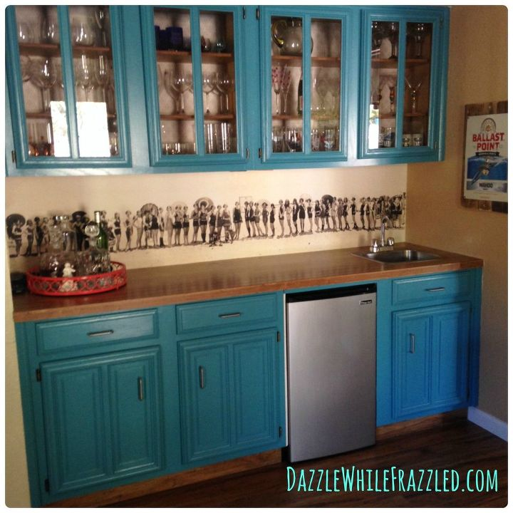 Kitchen Backsplash Design Ideas: 13 Incredible Kitchen Backsplash Ideas That Aren't Tile
