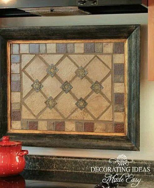 Kitchen Tile Backsplash Cover Up: 13 Incredible Kitchen Backsplash Ideas That Aren't Tile