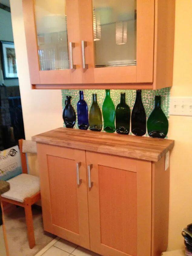 incredible kitchen cabinet backsplash ideas | 13 Incredible Kitchen Backsplash Ideas That Aren't Tile ...