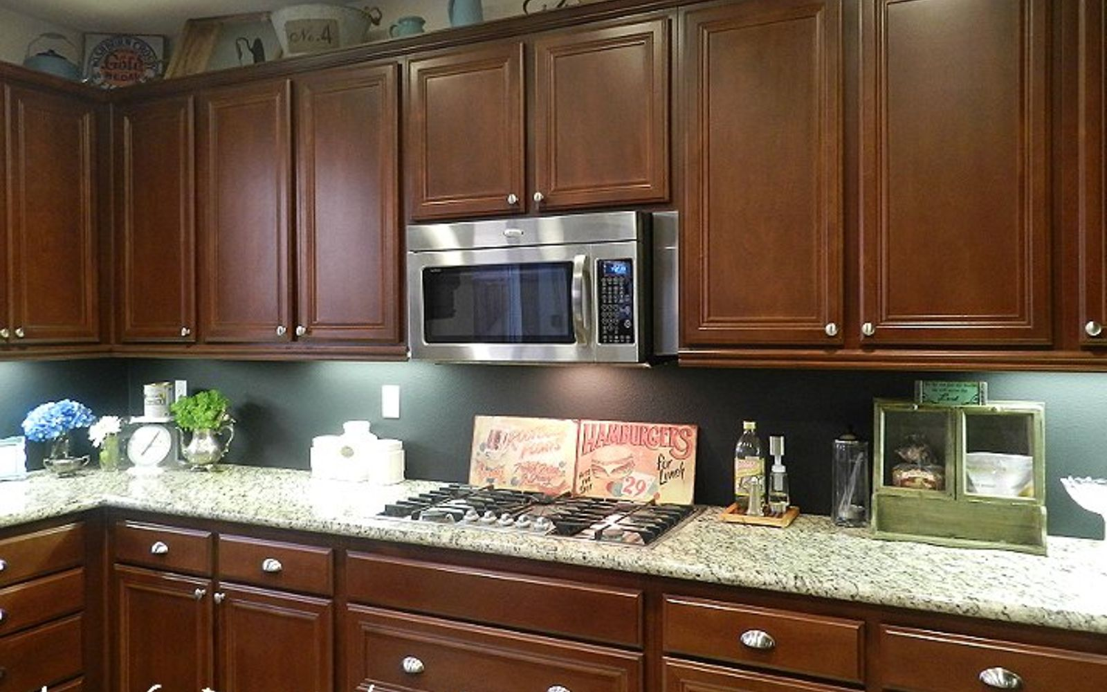 painted kitchen backsplash designs 13 kitchen backsplash ideas that aren t tile 3976