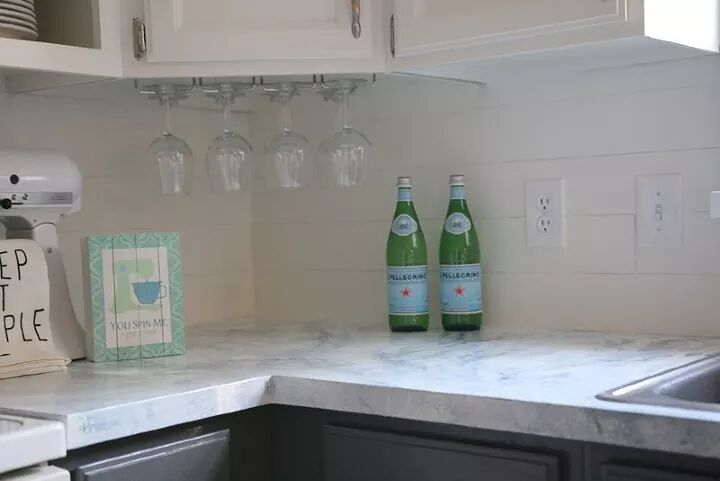 13 Incredible Kitchen Backsplash Ideas That Aren T Tile