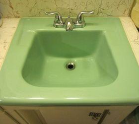 #1 Vintage 60u0027s Porcelain Sink