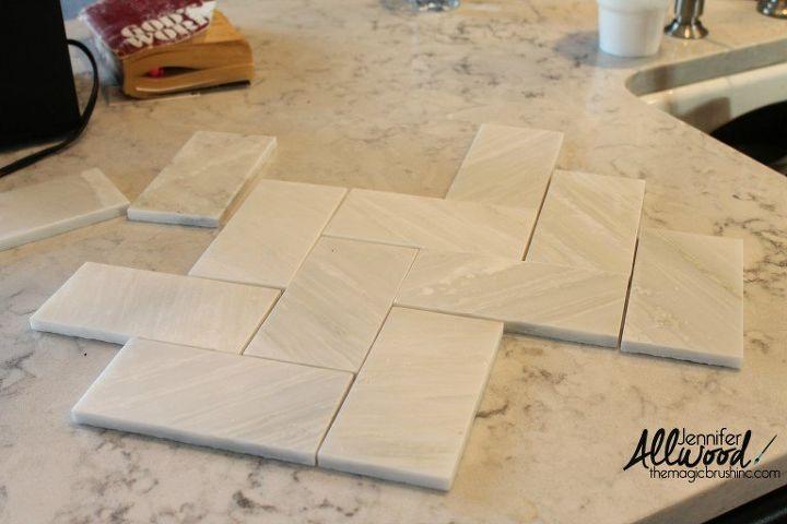 kitchen backsplash makeover, diy, kitchen backsplash, kitchen design, tiling