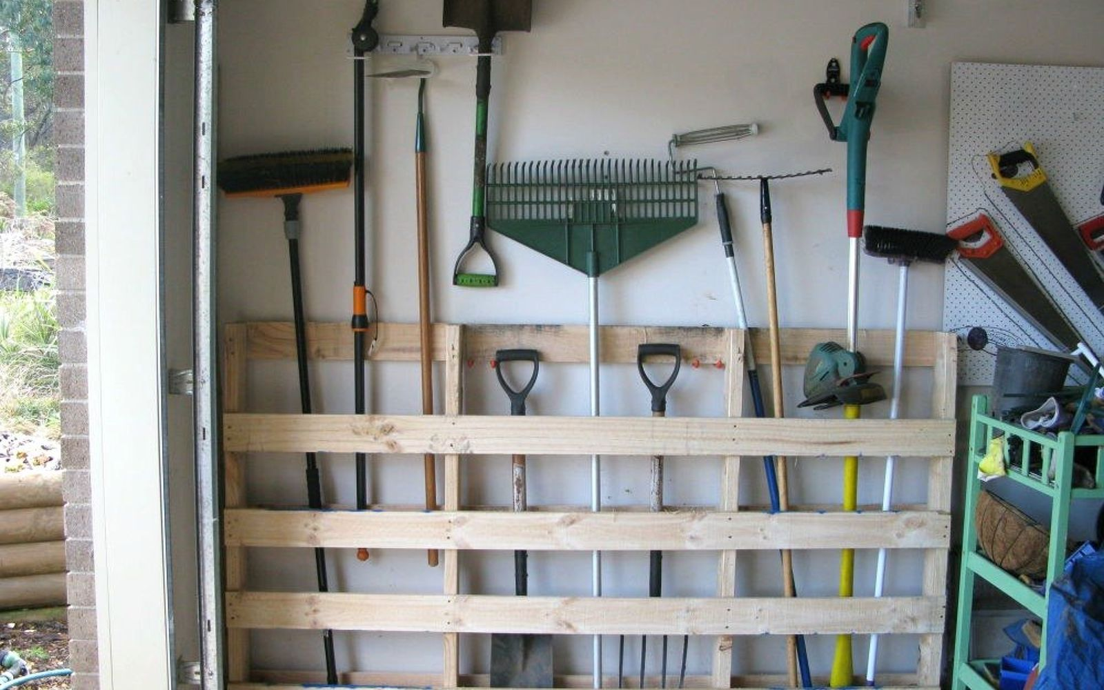 garage shelving ideas 12 clever garage storage ideas from highly organized 15726