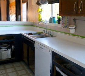 Diy Faux Granit Countertops, Countertops, Diy, Kitchen Design