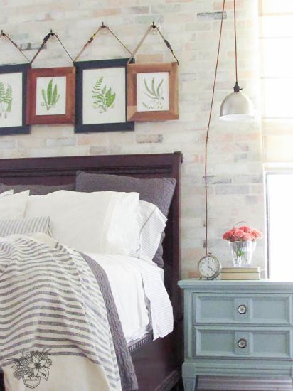 DIY Romantic Industrial Wall Art   Hometalk