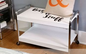 Luggage Cart for Our Guest Room