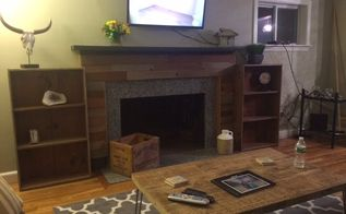fireplace facade, fireplaces mantels, rustic furniture