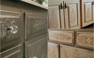 Chalk Paint Hollow Core Door