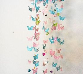 Baby Shower Gifts Crafts ~ Baby shower gift wrap paper and ribbon butterflymobile hometalk