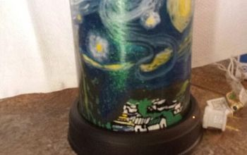 Another Starry Night Light