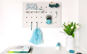 Multitasking DIY: One Peg Board - Thousands of Possibilities