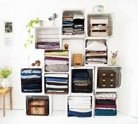 19 Clever Shelving Ideas That Aren T Actually Shelves Hometalk