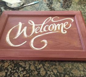 Perfect Cabinet Doors From Salvage To Old Signs, Crafts, Kitchen Cabinets,  Repurposing Upcycling