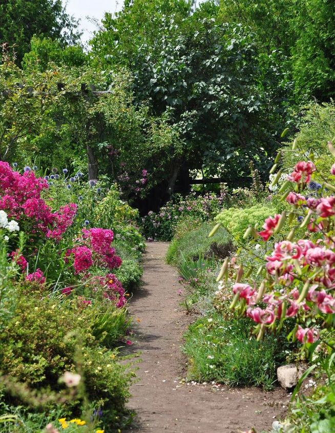 garden before afters, flowers, gardening, landscape, outdoor living