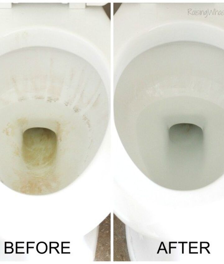 This DIY Lemon Rosemary Toilet Cleaner WORKS!