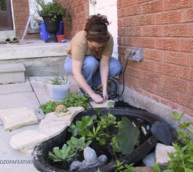 Create A Small Water Feature, Curb Appeal, Diy, Home Improvement, Ponds  Water