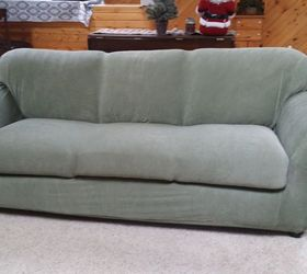 Faded Couch Turns Into a Beauty   Hometalk