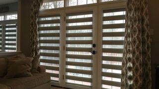 Q Hunter Douglas Nantucket Blinds Vs Silhouettes Window Treatments Windows Sheer Shades