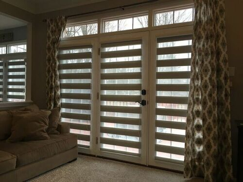 perfect your with home douglas stunning within style of by hunter the blinds for elegant shop comfort own silhouette