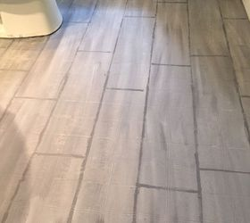 Bathroom Floor Tile Or Paint, Bathroom Ideas, Diy, Flooring, Painting ... Part 40