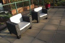 poolside chairs, diy, how to, outdoor furniture, tiling