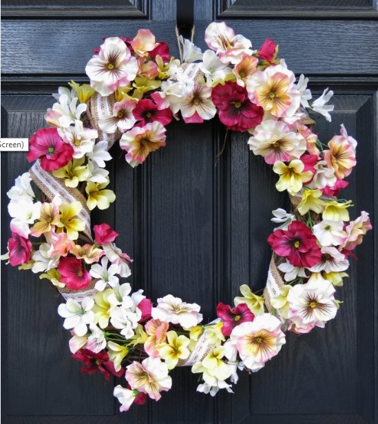 My Bee S Knees Spring Summer Wreath Crafts How To Seasonal Holiday Decor
