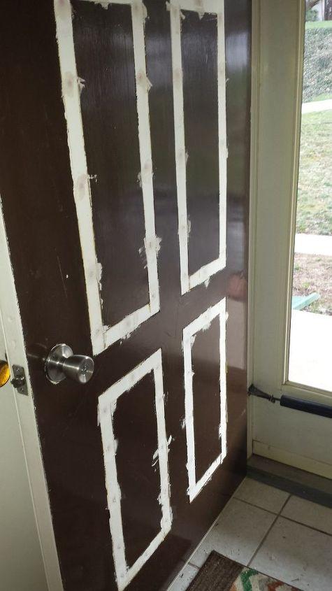 q can this door be saved, doors, home maintenance repairs, minor home repair