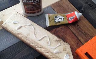 diy headboard herringbone, bedroom ideas, diy, painting, woodworking projects
