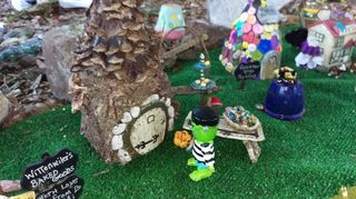 , The Sit and Sip winery in our Fairy Village