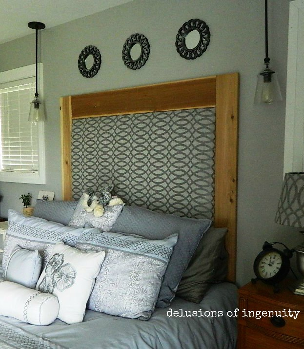 Diy Upholstered Headboard Bedroom Ideas How To Reupholster
