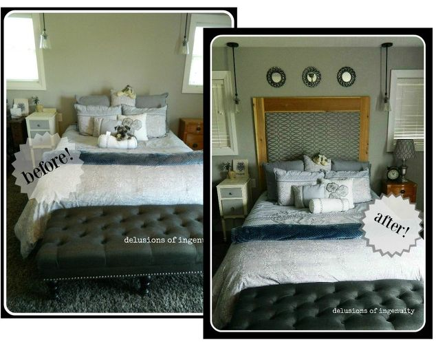Diy Upholstered Headboard Bedroom Ideas How To Reupholster
