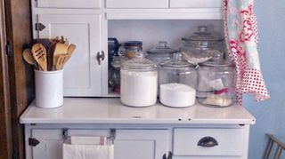 How To Fix Up This Hoosier Type Cabinet Hometalk