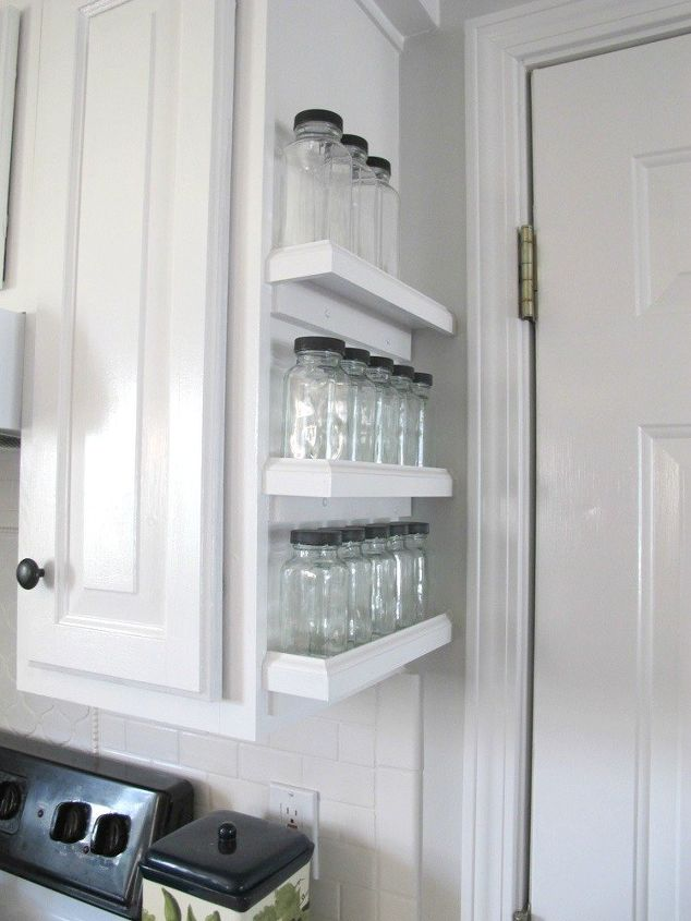 10 Kitchen Cabinet Tips: 10 Borderline Brilliant Ways To Store Spices (And Save
