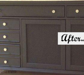 Diy Chalk Painted Bathroom Vanity, Chalk Paint, Painted Furniture, Rustic  Furniture
