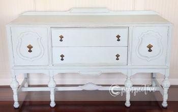 my favorite furniture facelift, painted furniture