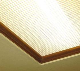 Removing Recessed Box Fluorescent Lighting Hometalk
