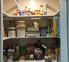My New Walk In Pantry, Closet, Organizing, Storage Ideas