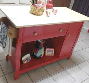 s 19 incredible kitchen islands made from totally unexpected things, kitchen design, kitchen island, repurposing upcycling