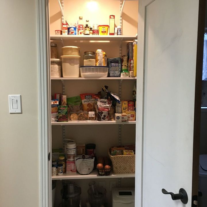 Diy Walk In Pantry Hometalk