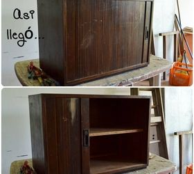 From Antique Storage Cabinet To Modern Rolling Bar, Diy, Painted Furniture,  Repurposing Upcycling