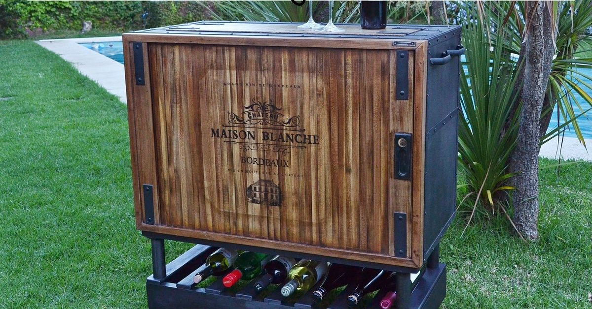 From antique storage cabinet to modern rolling bar  diy  painted furniture   repurposing upcycling  Furniture Bar Cabinet in Repurposing To   Hometalk. Diy Bar Cabinet. Home Design Ideas