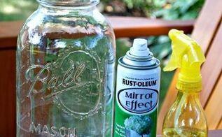 diy mason jar lamp, crafts, electrical, how to, lighting, mason jars, repurposing upcycling