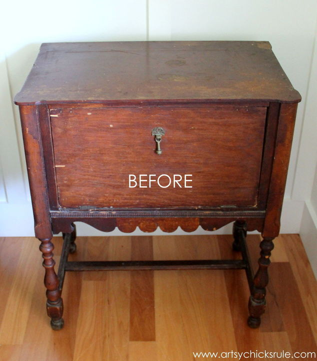 Hide Cable Box & Wires With French Styled Cabinet | Hometalk