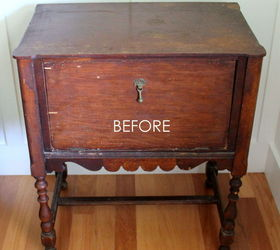 Superieur Painted Furniture French Cabinet Cable Wires Hiding, Chalk Paint, Painted  Furniture
