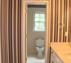 rustic boys bathroom before and after hometalk rh hometalk com Country Rustic Bathrooms Boys Bathroom Remodel