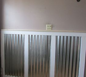 Adding Industrial Modern Wainscoting For A High Traffic Entryway, Diy, Home  Maintenance Repairs,