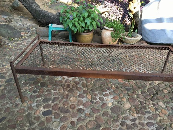 What should i use to paint a rusted bed frame? hometalk