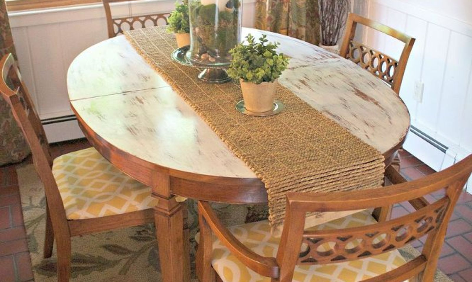 13 gorgeous ways to bring your worn kitchen table back to life start workwithnaturefo